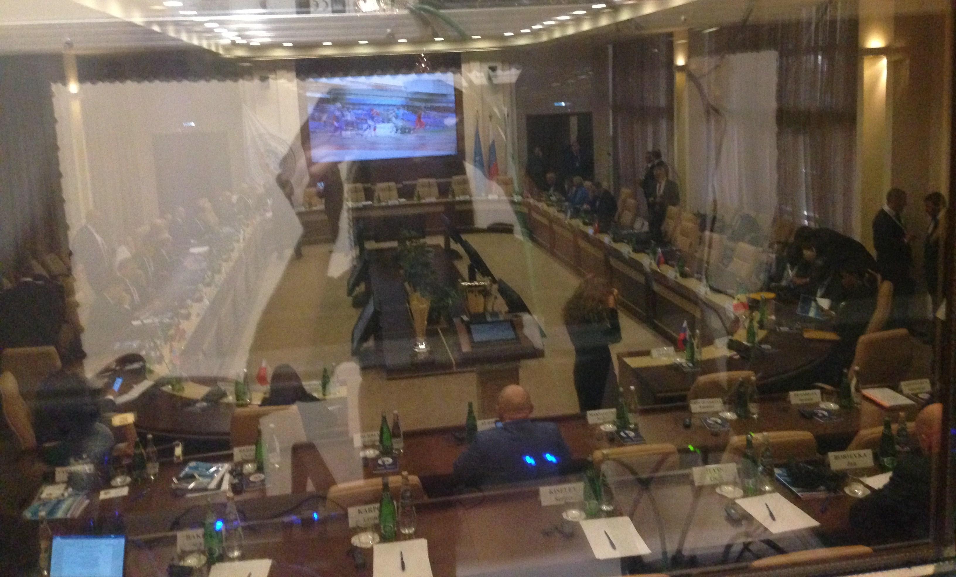 Simultaneuos interpreter in Saratov